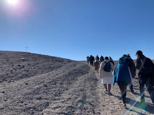 Peregrinacion_Santuario_Ayquina
